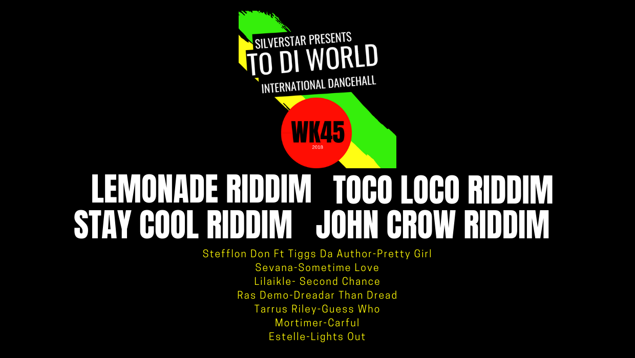 Cool out riddim download